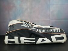 Head Tour Team Tennis Racquet Backpack Cct Compartment Holds 6 Racquets