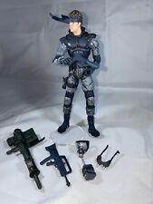 Metal Gear Solid SOLID SNAKE Figure - McFarlane Toys (1998) NOC!