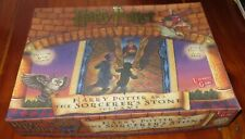 Harry Potter and The Sorcerer's Stone Board Game University Games Complete
