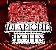 COOL CATS & DIAMOND DOLLS  - VARIOUS ARTISTS (NEW 3CD) BOBBY DARIN,TOM JONES