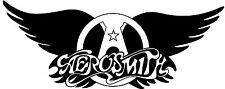 Aerosmith Logo Decal Vinyl Sticker 4 Stickers