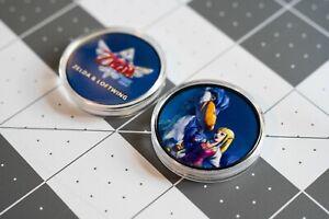 3DMelty - NFC Zelda Loftwing Amiibo COIN for Legend Of Zelda: Skyward Sword HD