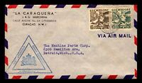 Netherlands 1942 Censor Cover to USA - L5742