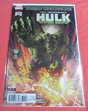 Incredible HULK #714 - World War Hulk II - Bagged & Boarded ..!!