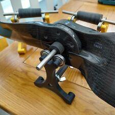 Paramotor PPG Propeller Balancer in Black All Sizes Prop Low Resistance Bearings