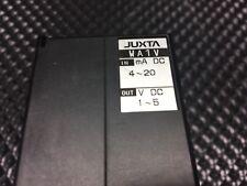 Yokogawa Signal Conditioner Juxta WA1V 4-20mA 1-5VDC NIB
