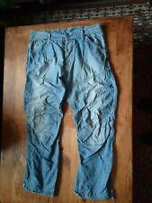 G-Star 5620 3D S.C. Elwood Loose W34/L32 Jeans Hose Raw