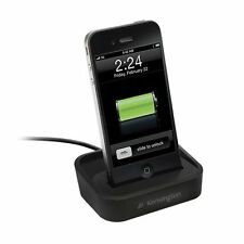 Kensington K39257US Charge and Sync Dock for iPhone 4/ 3G 30 Pin Connector