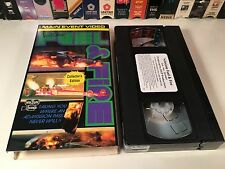 Nitetime Fuel & Fire Drag Racing Documentary VHS 1999 Top Fuel Nitro Funny Cars