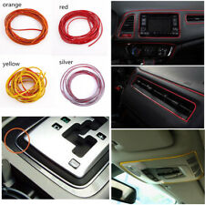 Edge Gap Line Interior Point Molding Accessory Garnish 5M for Universal Car