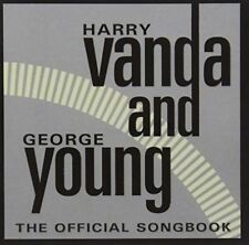 HARRY VANDA AND GEORGE YOUNG The Official Songbook CD NEW Easybeats Ted Mulry