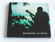 Jack Johnson - On And On (CD Album) Used Very Good