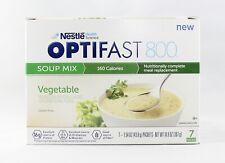 NEW FORMULA | OPTIFAST® 800 MEAL REPLACEMENT SOUP | 6 Chicken Soup | HALF CASE