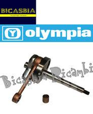 10031 - ALBERO MOTORE OLYMPIA DM 10 PIAGGIO 50 SI CIAO BRAVO BOXER