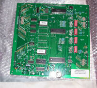 Brand New Dash-35 MPU CPU PCB Bally pinball (All chips socketed)