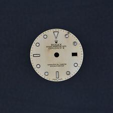 Rolex Explorer II 2 Superluminova Quadrante Dial 16550 16570 WHITE BIANCO RLX