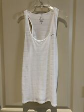 Nike Womens Tank White M