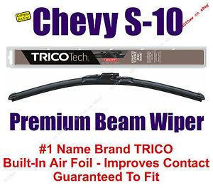 Wiper Premium Beam Blade - fits 1994-2004 Chevrolet S10 S-10 (Qty 1) - 19200