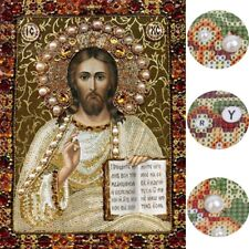 5D Diamond Embroidery Religious Painting Cross Stitch DIY Crafts Home Wall Decor