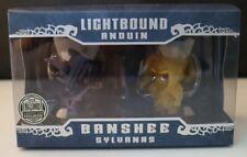 SDCC Comic Con 2018 Blizzard World Warcraft Lightbound Anduin Banshee Sylvanas