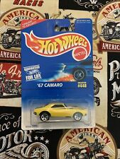 hot wheels camaro 67