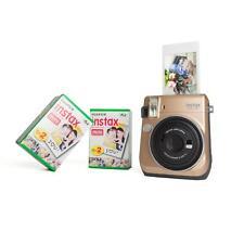 Fuji Instax Mini 70 gold Sofortbildkamera Instant mit 2 DP Film Sofortbild