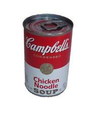 Campbells Chicken Noodle Soup diversion Can Safe stash hide cash jewelry BANK 09