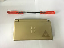 Full Repair Housing Shell Case Replacement for Nintendo DS Lite NDSL Golden