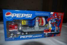 Transformers Pepsi Convoy Optimus Prime Reissue (Takara) New Unopened