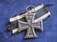Preussen Eisernes Kreuz 2.Klasse 1914 mit Band Hersteller: Z