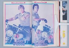 CHiPs ROADSHOW 12/1982 Movie Magazine Japan issue Cheryl Ladd Brooke Shields
