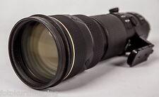 Nikon AF-S Nikkor 200-400mm 1:4G ED VR II Top-Zustand