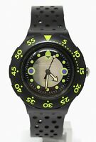Orologio Swatch Shamu scuba watch diver 200 meters clock diving montre sub reloj