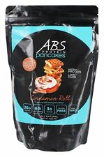 ABS Protein Pancakes - Protein Pancake & Waffle Mix Cinnamon Roll - 1 lb.