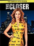 NEW The Closer: The Complete Fifth Season (DVD, 2010, 4-Disc Set) SEALED