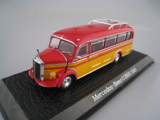 Mercedes-Benz O 3500 Omnibus 1949  ATLAS DeAgostini Bus Collection 1:72