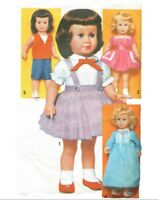 Vintage Pattern for Chatty Cathy Doll Patterns #F