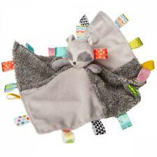 Mary Meyer Baby Girl Boy Taggies Harley Raccoon Character Blanket