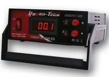 Power-Tech 12V 20A Regulated DC Power Supply with Twin Outputs