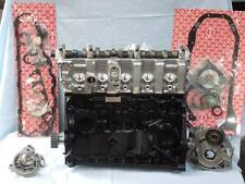 VW T4 2.4 AAB Engine with new Cylinder head