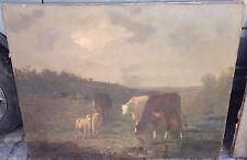 Gorgeous, Andrés Cortes y Aguilar (1812-1879) Spanish painter - Oil on canvas (r
