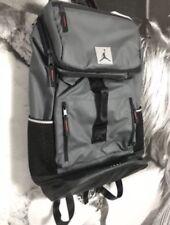 Nike Air Jordan Breakfast Club Backpack Laptop Bag Dark Grey Black 3M 9A1900-G1A