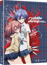 Riddle Story of Devil: The Complete Series + OVA (DVD, 2015, 2-Disc Set)