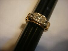 10kt gold ring 7.1 grams size 10