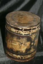 ancienne boite à thé de Chine Chinese tea box