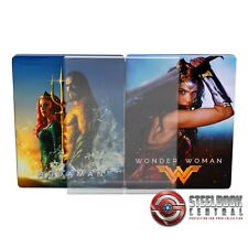 SC1 Blu-ray Steelbook Protective Slipcovers / Sleeves / Protectors (Pack of 10)