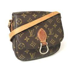 Louis Vuitton Monogram Vintage mini St Cloud M51243 shoulder bag used 1381-10Z14