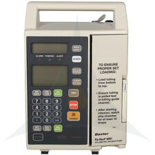 Veterinary BAXTER Flo-Gard 6201 IV Pump Free Shipping Vet Ready 6 month Warranty