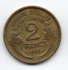 France - Frankrijk - 2 Franc 1933