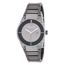 Kenneth Cole 35mm New York Ladies Grey Dial Watch KC4714 NEW! Retail $195.00